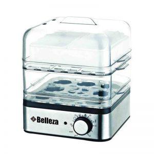 تخم مرغ پز و بخارپز بلزا مدل BELLEZA EBB- 512 BS
