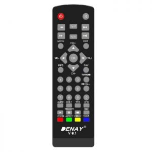 گیرنده تلویزیون دیجیتال دنای مدل DVB-T STB953T2