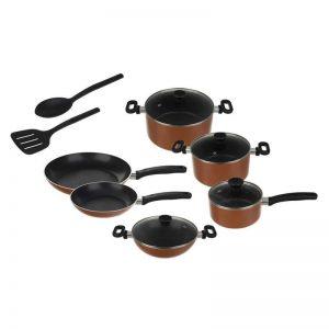 سرویس پخت و پز 12 پارچه تفال مدل Prima