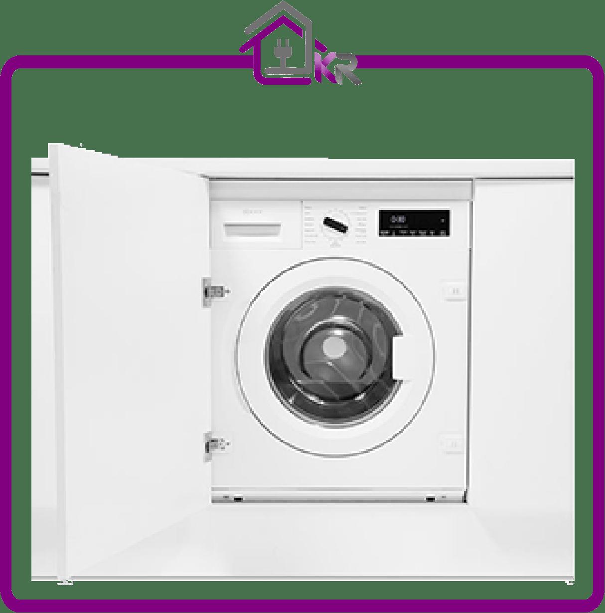 ماشین لباسشویی توکار